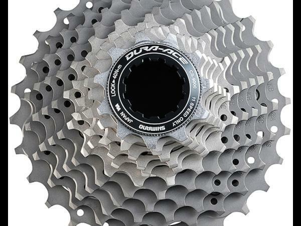 NEW Shimano Dura Ace 11 Speed Cassette Fits Ultegra, Sram  CS-9000  11-25