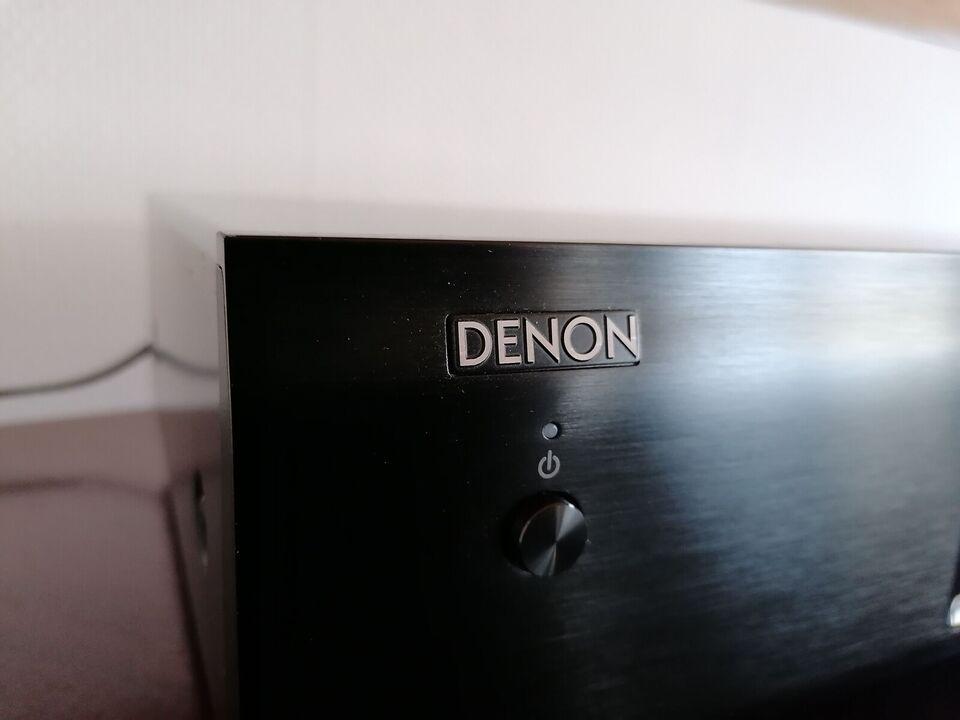 CD afspiller, Denon, 520ae