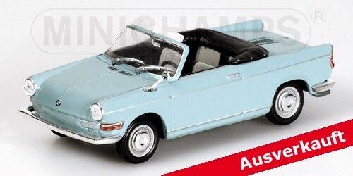 Minichamps 400023730 BMW 700 SPORT CABRIOLET - Blau, limitiert NEU OVP  | Erschwinglich