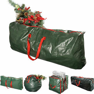 Christmas-Decorations-Storage-Bag-Tree-Wreath-Garland-Baubles-Gift-Wrap-Green