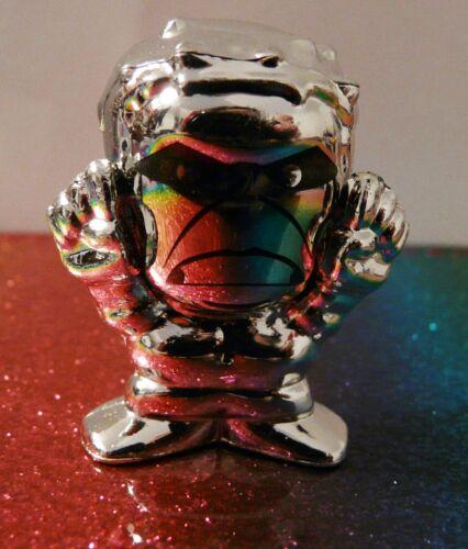 Marvel Avengers HULK Silver Exclusive Chibis Mini Figure Mint Loose