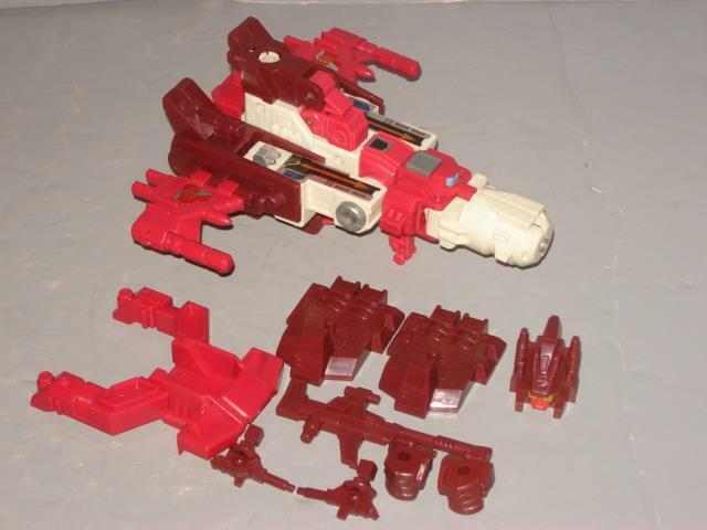 G1 TRANSFORMER COMPUTRON SCATTERSHOT COMPLETE  TIGHT    JOINTS LOTS OF PICS