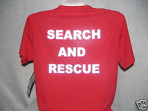 SM Search And Rescue S//S T-Shirt SAR S//S T-Shirt.....