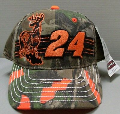 Jeff Gordon Team Realtree Racing Ladies Camo Hat By Chase Authentic's Free Ship Possessing Chinese Flavors Racing-nascar Sports Mem, Cards & Fan Shop