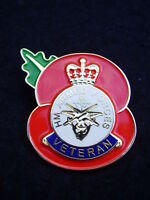 British HM Armed Forces Veterans Military Lapel Pin Badge ARMY,SAS,RAF,RM,SBS, S