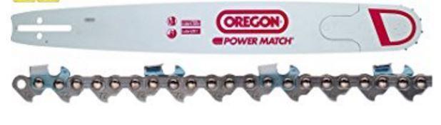 Oregon 280 RNDD 009 28  CHAINSAW BAR + Combo de bucle de cadena de motosierra 72JGX093G