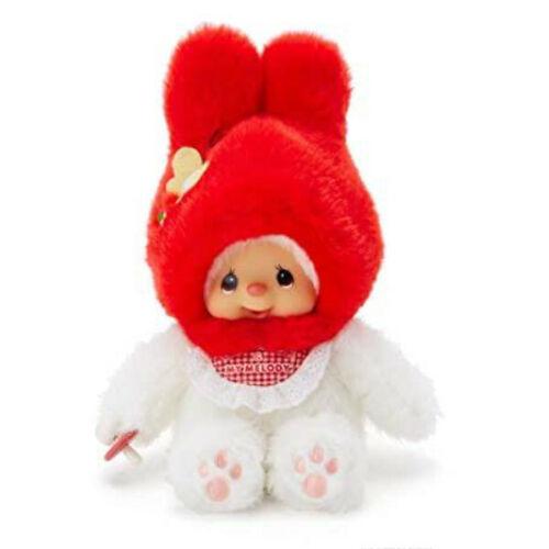 Sekiguchi Chimutan My Melody Plush doll Monchhichi Limited Japan a351