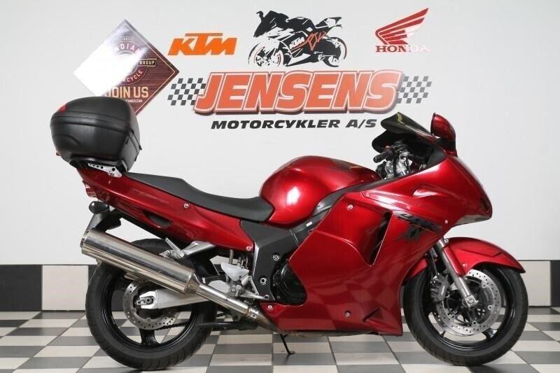 Honda, CBR 1100 XX, ccm 1137