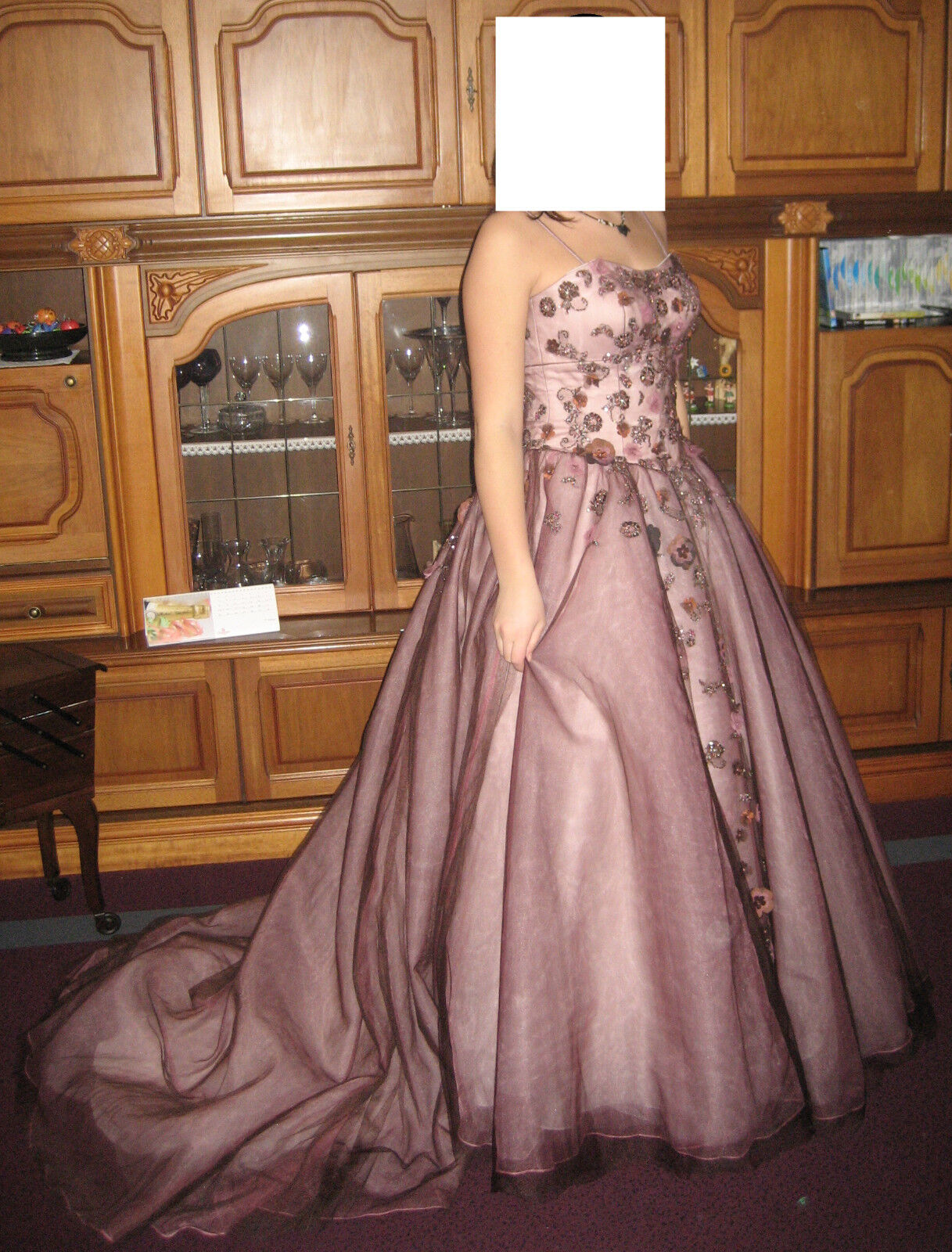 Brautkleid Abendkleid Hochzeitskleid Festkleid Kleid