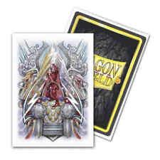 100 Dragon Shield Brushed Art Sleeves Coat of Arms #12024 General Vicar
