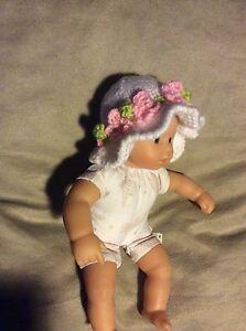 Puppenhut-Puppen-Kopfumfang-ca-15-16-cm-aus-Wolle-Handarbeit