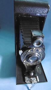 Importé De L'éTranger Appareil Photo Kodak 2a Folding Autographic Brownie
