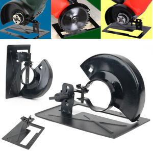 Adjustable-Metal-Angle-Grinder-Bracket-Stand-Holder-Support-Base-with-Cover
