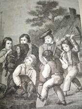 LA BARQUE DU PÉCHEUR  par L.F 1843