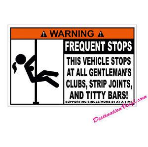 Tools Mechanic #0018 2 x Glossy Vinyl Stickers Funny Joke Warning Sticker