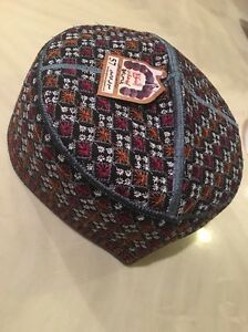 Islamic Kufi Men s Prayer Caps Topi High Quality Hats Salah Namaz ... 3041467aeb