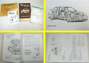 Ford-Sierra-RS-Cosworth-Schulungshandbuch-ABS-Anhang-zur-Bedienungsanleitung