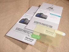 2x LCD Screen Protector for Olympus OM-D E-M5 em5 EM-5 omd Camera NEW