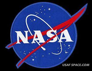 AB-EMBLEM-ORIGINAL-NASA-11-034-XL-VECTOR-SPACE-PATCH-MINT-CONDITION
