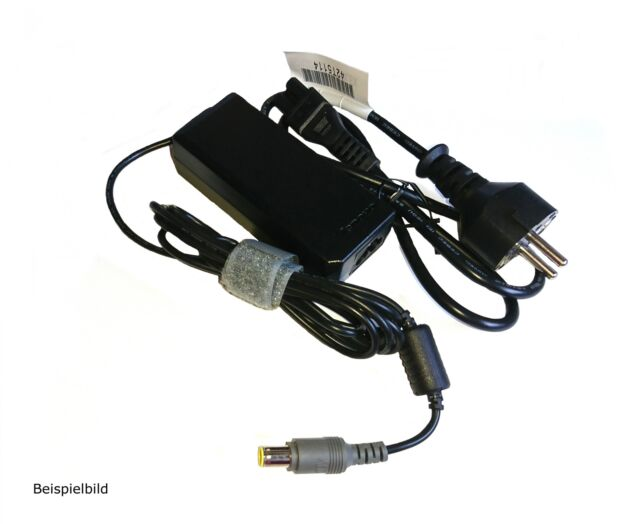 ORIGINAL Lenovo 40Y7700 Netzteil ThinkPad 65W Ultraportable AC Adapter NEU
