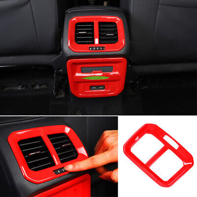 Fit For Volkswagen Tiguan 2017-2021 Rear Air Outlet Vent ...