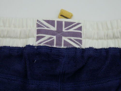 MINI BODEN BOYS NAVY BLUE TOWELLING SHORTS BNWOT AGE 2-10 YEARS