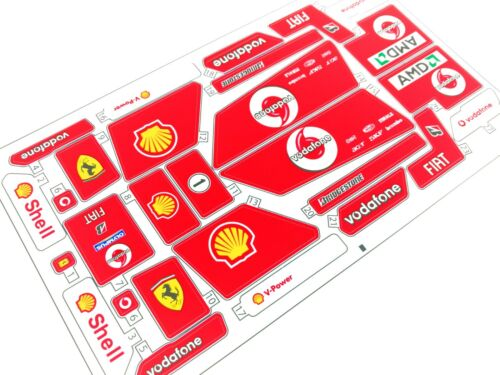 Pre Cut Lego 8674 Custom Replacement Sticker Sheet