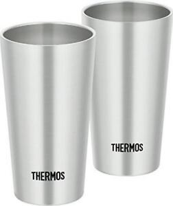 THERMOS-Vacuum-Insulation-Tumbler-300ml-2pcs-set-stainless-steel-JDI-300P-S