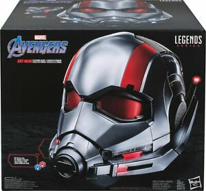 Hasbro Marvel Legends Series Ant Man Premium Roleplay Electronic Helmet IN STOCK