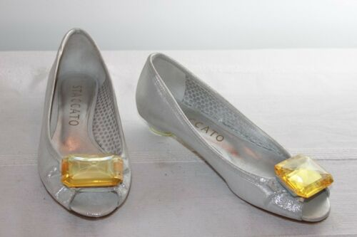 Pumps 35 Silver Original T Staccato Model Tbe B5HxZ