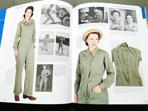 034-WOMEN-FOR-VICTORY-VOL-2-034-US-WW2-WAAC-ARMY-HAT-JACKET-SKIRT-DRESS-REFERENCE-BOOK