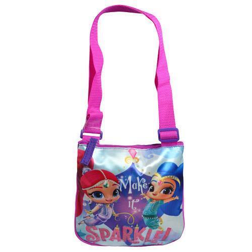 """Shimmer and Shine 10"""" Backpack Plus Handbag Set"""