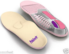 Spenco For Her Total Support Walking Shoe Insoles #4 Women Size 11, 11.5, 12