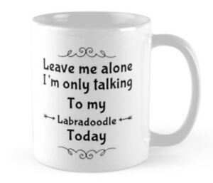 LADRADOODLE GIFT MUG PRESENT IDEA FOR BREED LOVERS