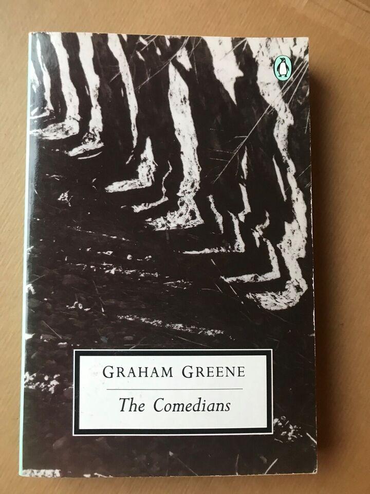 The Comedians , Graham Greene, emne: historie og samfund