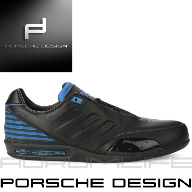sports shoes 99c4c 193a2 Adidas Porsche Design Sport 917 Bounce S New Mens Black Shoes US 8 UK 7.5  G63117