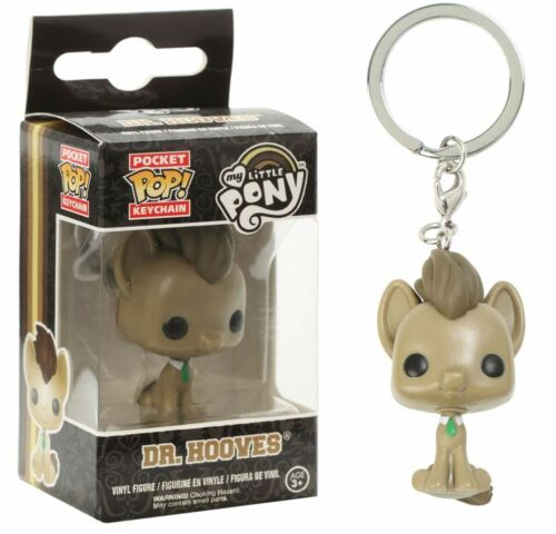 My Little Pony Funko POP Vinyl Keychain Dr Whooves