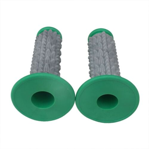 Motorcycle 7//8/'/' 22mm Motorcross Handlebar Hand Grips Dirt pit bike grips