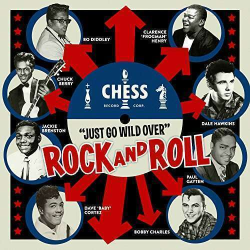 Various Artists - Just Go Wild sobre Rock And Roll Nuevo CD