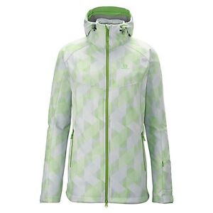 Details about Salomon Womens Snowflirt Jacket 3in1 System Winter Ski Snow Coat NEW $325