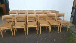 18-Vinyl-Covered-1960-039-s-Church-Chairs
