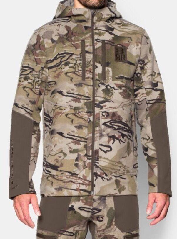Az Armour Men s Ridge Reaper 13 kabát és nadrág alatt állítva méret: L / W32 / 32L
