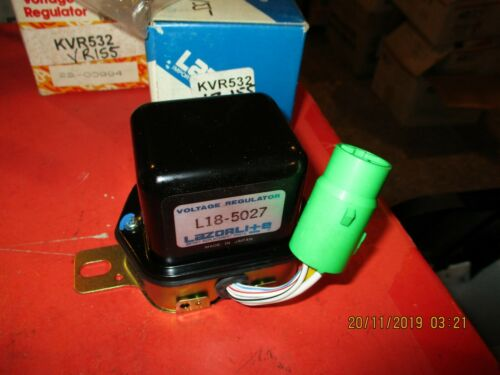 VOLTAGE REGULATOR--NEW--VR155 TOYOTA LANDCRUISER--PICK-UP 1981-87