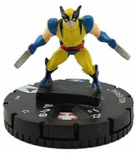 DARK PHOENIX SAGA #001 Wolverine x2 *C* HEROCLIX X-MEN ANIMATED SERIES