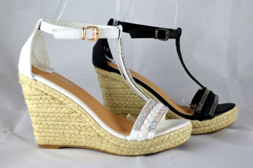 3 Hidden Heel Sandalen Elegant 41 Court 36 maat Wedge A damesplateau Schoenen 46 0m8nNw