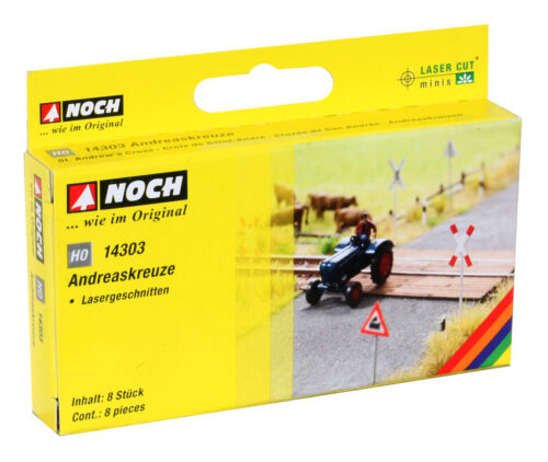 Ancora 14303 h0 Laser-Cut Minis Andreas croci
