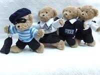 Teddy Bear Clothes Leaflet For Your 16 Bear