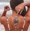 Boho-Women-Multi-layer-Long-Gold-Chain-Necklace-Crystal-Pearl-Pendant-Choker-NEW thumbnail 118