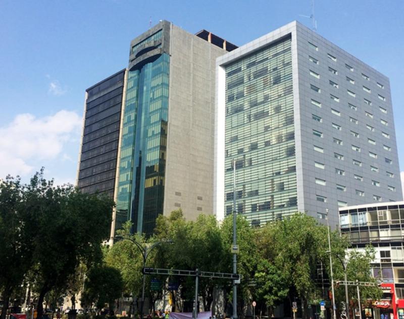 Oficinas en Renta en Paseo de la Reforma, Tabacalera.