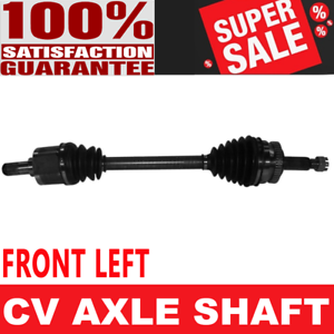 FRONT LEFT CV Axle Shaft For KIA RONDO 08-11 SPORTAGE 05-10 V6 2.7L 2656cc